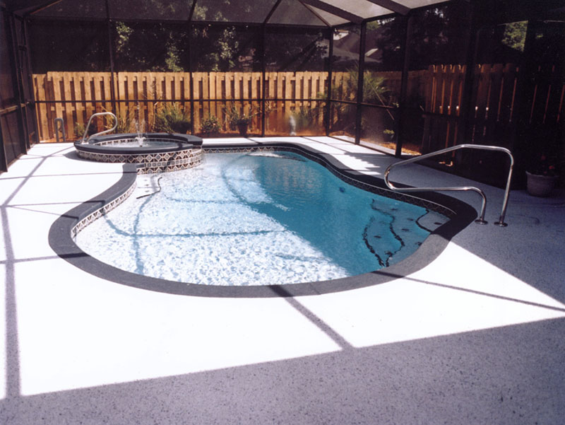 Built In Pools In Small Yards Crowdbuild For